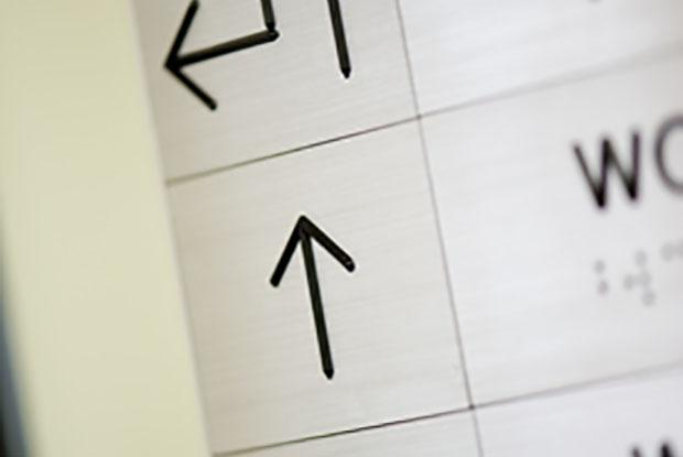 ILIS - Produkte Leitsystem im Verwaltungsgebäude Kasernenstraß