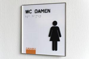 ILIS economy line WC Damen